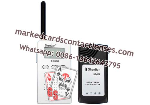 ST-868 earpiece Interphone