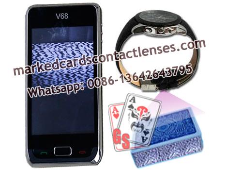 V68 poker analyzer