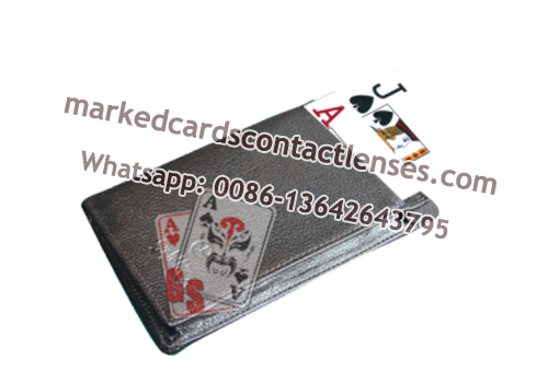 Wallet cards exchanger