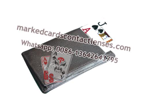 Wallet cards exchanger