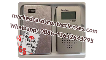 YT-568P poker intercom