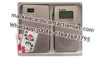 YT-568P poker intercom